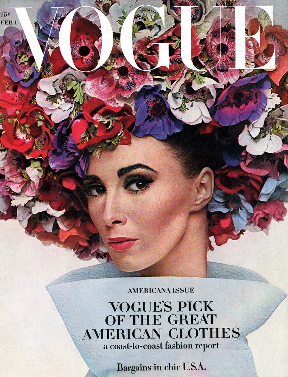VOGUE Looks Back At 120 Years Of Covers